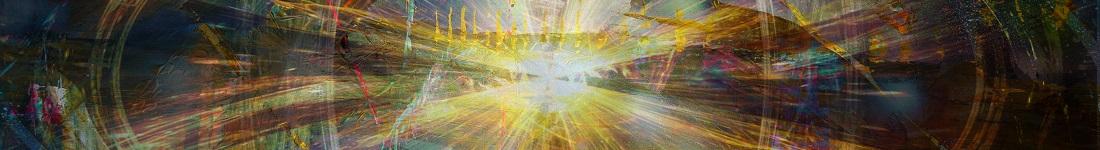 'Higgs Boson Sunset'